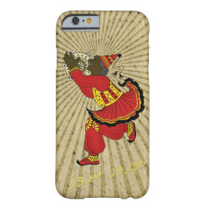 Hadji Firuz Solar Rays Eid e Noruz Barely There iPhone 6 Case