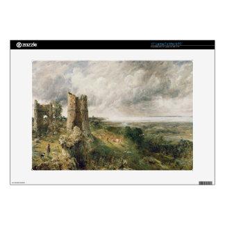 "Hadleigh Castle, 1829 (oil on canvas) Skin For 15"" Laptop"
