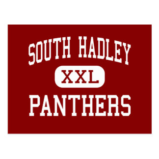 Hadley del sur - panteras - centro - Hadley del Tarjetas Postales