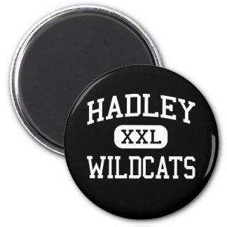 Hadley - gatos monteses - joven - Glen Ellyn Illin Imanes Para Frigoríficos