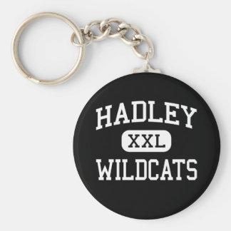 Hadley - gatos monteses - joven - Glen Ellyn Illin Llaveros Personalizados