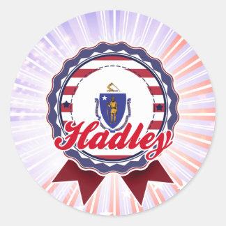 Hadley MA Sticker