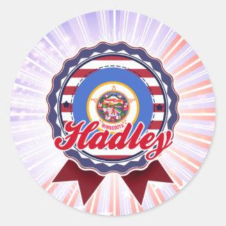 Hadley MN Sticker