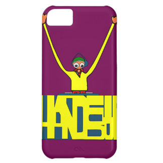 """""""Hadns up!"""" Cover For iPhone 5C"""