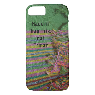 Hadomi hau nia rai Timor - iPhone 7 iPhone 7 Case