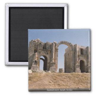 Hadrian's Arch, Jerash, Jordan Fridge Magnet