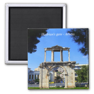 Hadrian's gate - Athens Magnets