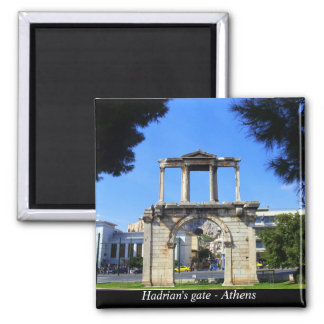 Hadrian's gate - Athens Magnet