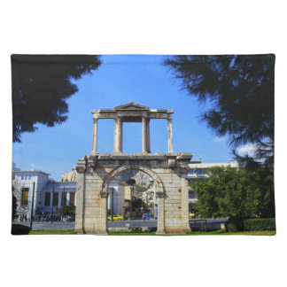 Hadrian's gate - Athens Placemat