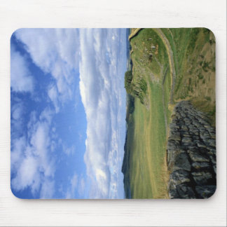 Hadrian's Wall and Swingshields Crags from Cuddy's Mouse Pad
