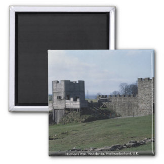 Hadrian's Wall, Vindolanda, Northumberland, U.K. Magnets