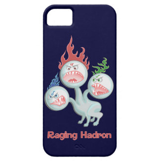 Hadron que rabia iPhone 5 carcasas