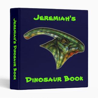 """Hadrosaur 1"""" carpeta"""
