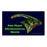 Hadrosaur Business Card