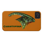 Hadrosaur iPhone 4 Case-Mate Case