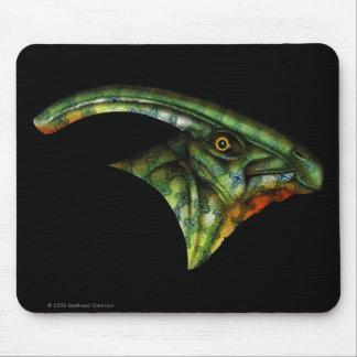 Hadrosaur Mousepad