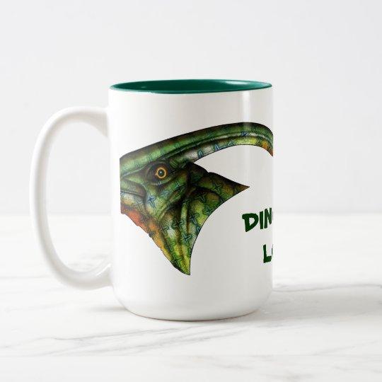 Hadrosaur Mugs