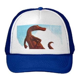 Hadrosaurus Dinosaur Trucker Hat