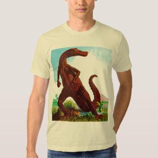 Hadrosaurus Dinosaur Shirt
