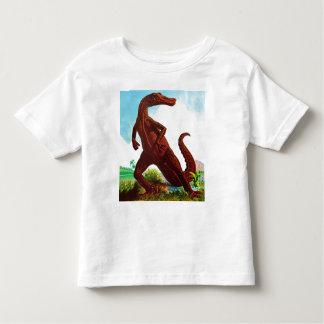 Hadrosaurus Dinosaur T-shirt