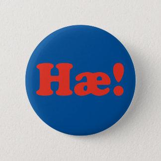 Hæ! Iceland Button