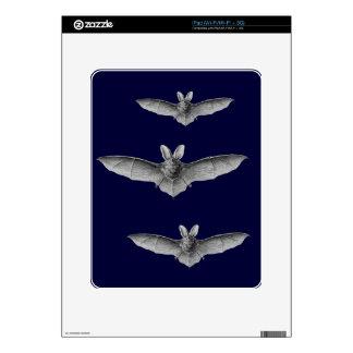 Haeckel Bats Decals For The iPad