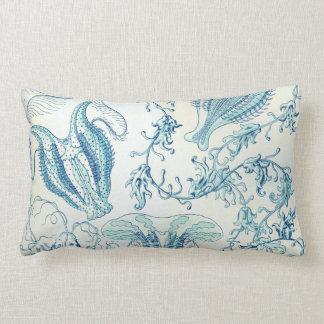 Haeckel Ctenophorae Lumbar Pillow