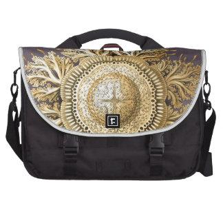 Haeckel Discomedusae Commuter Bag