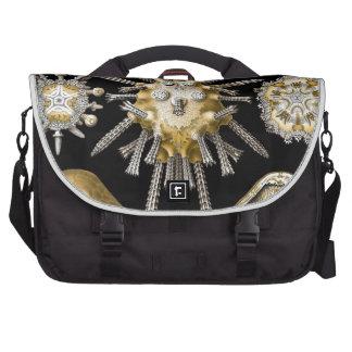 Haeckel Echinidea Laptop Commuter Bag