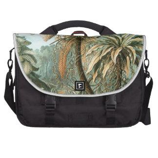 Haeckel Filicinae Laptop Computer Bag
