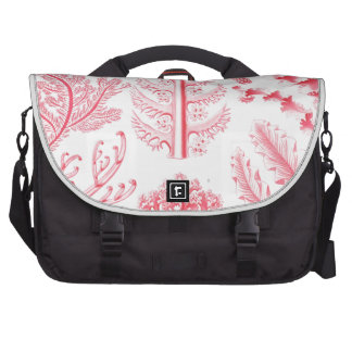 Haeckel Florideae Laptop Commuter Bag