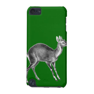 Haeckel Four Horned Deer iPod Touch (5th Generation) Case
