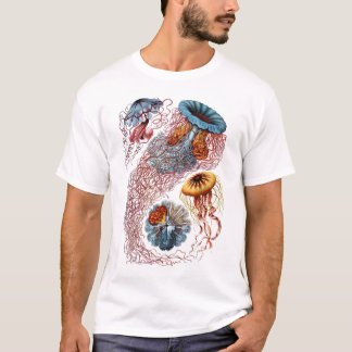 Haeckel Jellyfish T-Shirt