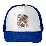 Haeckel Jellyfish Trucker Hat