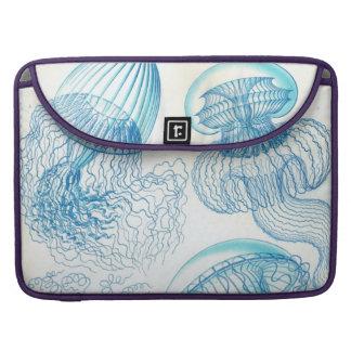 Haeckel Leptomedusae MacBook Pro Sleeve