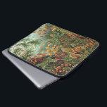 "Haeckel Muscinae Laptop Sleeve<br><div class=""desc"">Ernst Haeckel Muscinae vintage scientific drawing</div>"