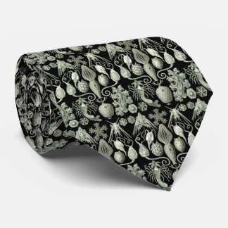 Haeckel Negative Neck Tie
