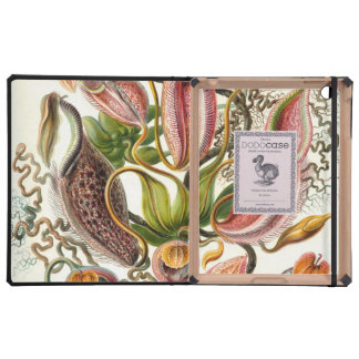Haeckel Nepenthaceae iPad Case