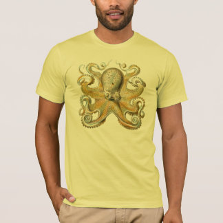 Haeckel Octopus T-Shirt