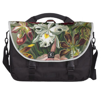 Haeckel Orchidae Computer Bag