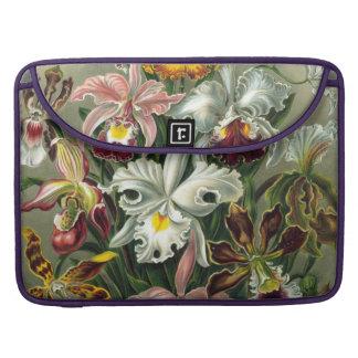 Haeckel Orchidae MacBook Pro Sleeve