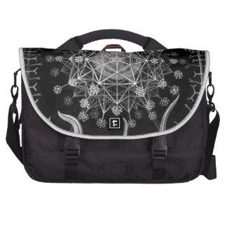 Haeckel Phaeodaria Laptop Commuter Bag