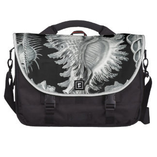 Haeckel Prosobranchia Commuter Bags