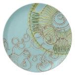 Haeckel - vintage nature plate