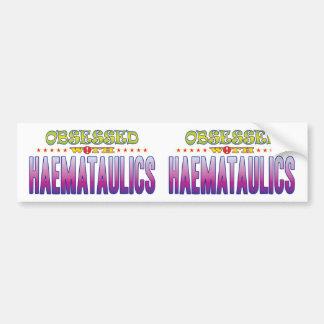Haemataulics 2 Obsessed Bumper Sticker