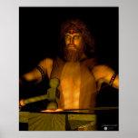 Haephestus - dios de la fragua poster