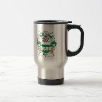 Haes Family Crest Mug