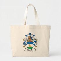 Haeseler Family Crest Bag