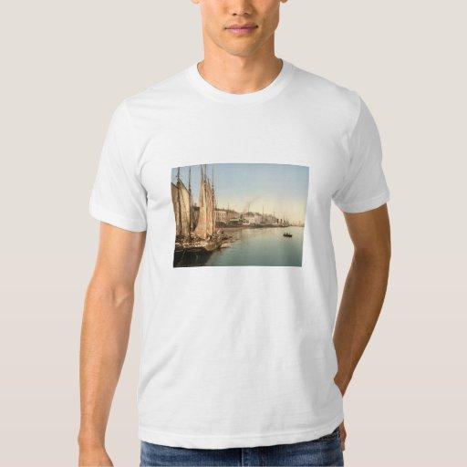 Hafenstrasse in Copenhagen T-shirt