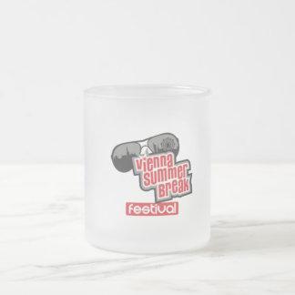 Häferl Frosted Glass Coffee Mug